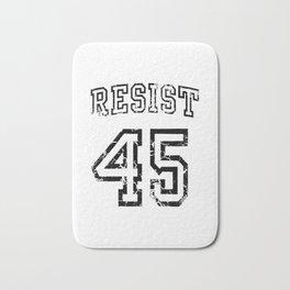 Resist Impeach 45. Bath Mat