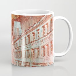 Praha, Mostecka Coffee Mug
