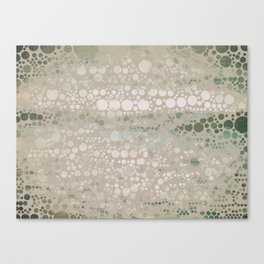Sea Glass -- Abstract  Canvas Print