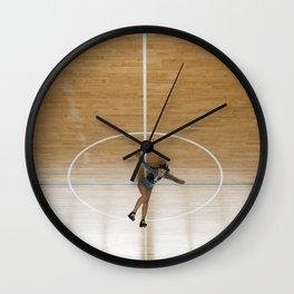 Playground Love Wall Clock