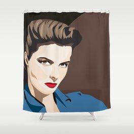 Katharine Shower Curtain