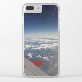 The Alps Clear iPhone Case