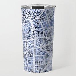 Cali Colombia City Map Travel Mug