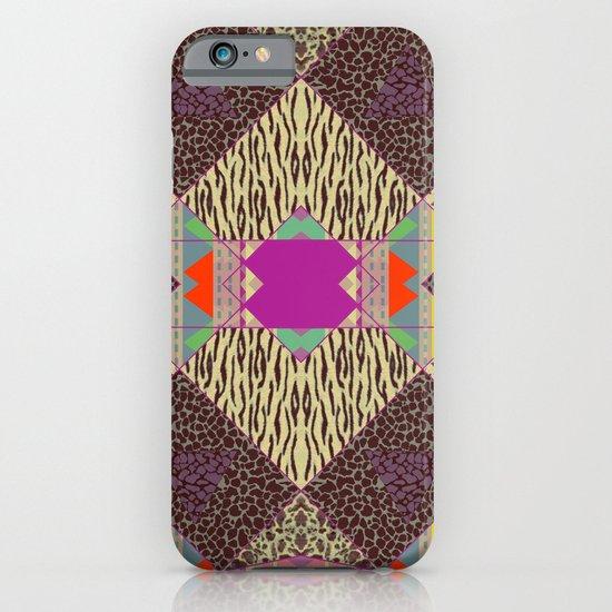 RETRO KALEIDOSKOPE   iPhone & iPod Case