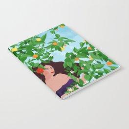 Sevilla girl Notebook