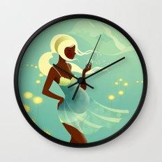 Herbal Remedies: Dandelion Wall Clock