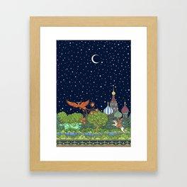 The Firebird Framed Art Print