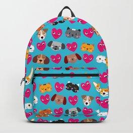 Cat Loves Dog Loves Cat Backpack