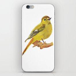 Yellow Bird iPhone Skin