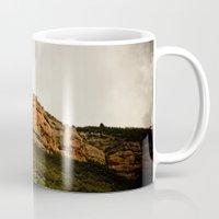 utah Mugs featuring Utah. by rachel kelso