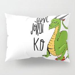Sant Jordi K.O Pillow Sham