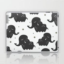 Black Elehants Laptop & iPad Skin