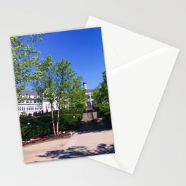 The Sagamore at Lake George - view 1 Stationery Cards