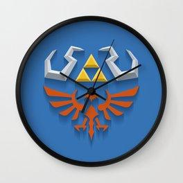 The Legend of Zelda - Link's Hylian Shield Wall Clock