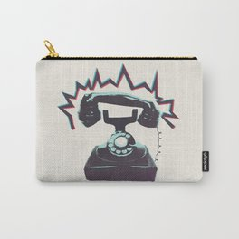 Rotary Phone Carry-All Pouch