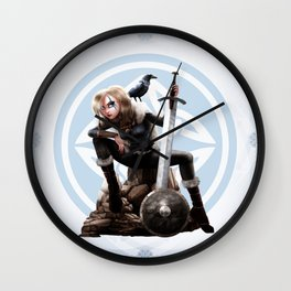 Hillevi Wall Clock