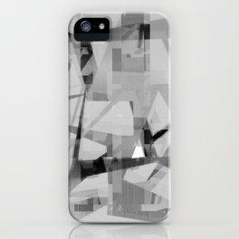 Glitch I iPhone Case