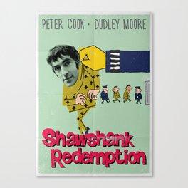 What if? - Shawshank Redemption (1964) Canvas Print