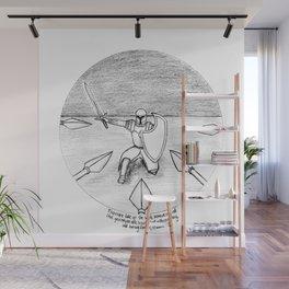 Armour Wall Mural