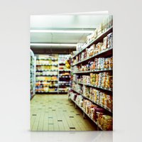 shopping Stationery Cards featuring Shopping by jmdphoto