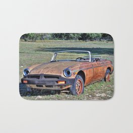 MG B Bath Mat