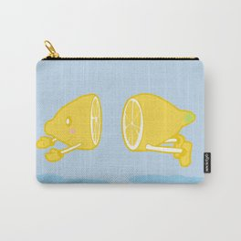Catch the Half Lemon Carry-All Pouch