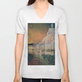 Sinking Streets Unisex V-Neck
