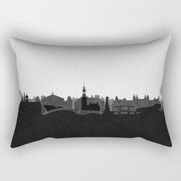 City Skylines: Amsterdam Rectangular Pillow