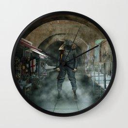 Majortaur Wall Clock