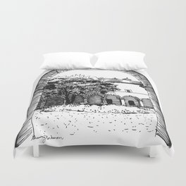 a glance inside Duvet Cover