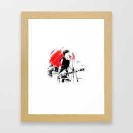 Japanese Artist Framed Art Print