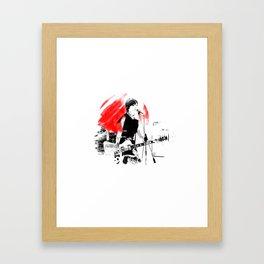 Japanese Artist Framed Art Print