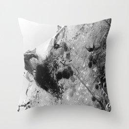 Crawlers Throw Pillow