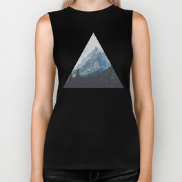 Crown of the Continent Biker Tank