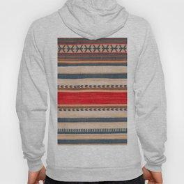 N66 - Classic Oriental Moroccan Style Fabric. Hoody