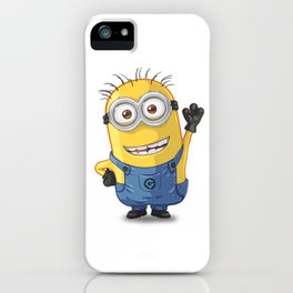 Minion - Phil iPhone Case