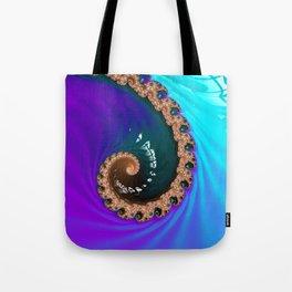 Midnight Octopus Tote Bag