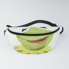 Kermit - The Optimistic Frog Fanny Pack