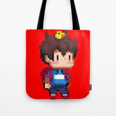 Chick boy Tote Bag