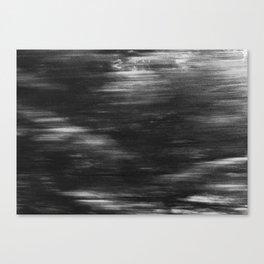 winter texture 2 Canvas Print