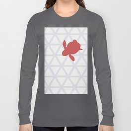 Triangle vs. Turtle Long Sleeve T-shirt