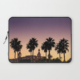 University of Tampa at Sunset Laptop Sleeve