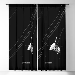 CASSINI-HUYGENS Blackout Curtain