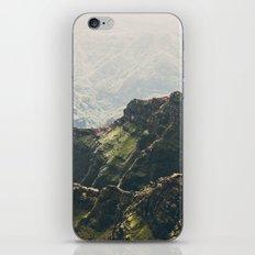 Hawaii Green iPhone & iPod Skin