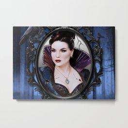 The EvilQueen Poster Metal Print