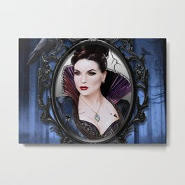 The EvilQueen Poster Metal Print