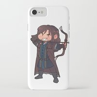 kili iPhone & iPod Cases featuring kili by Ronnie