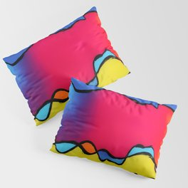 CALIFORNIA WAVE Pillow Sham