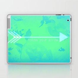 Follow Your Arrow (Inverted) Laptop & iPad Skin