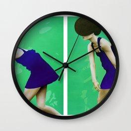ALLA RICERCA DI ME STESSA - FUGA 1&2 Wall Clock